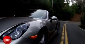 Porsche Boxster (Car Tech 2013)