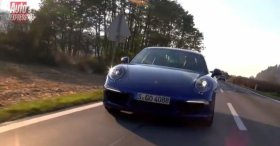 Porsche 911 Carrera 4S and Cayenne S Diesel (Auto Express Review)
