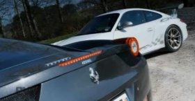 Porsche 911 GT3 RS vs Ferrari 458 Italia
