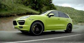 Porsche Cayenne GTS (2013)