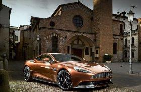 В Лос-Анджелесе дебютирует Aston Martin Vanquish.