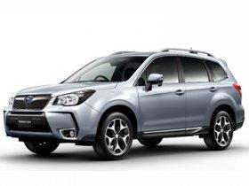 Новый Subaru Forester сделали очень похожим на XV