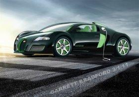 Bugatti планирует сделать свой самый быстрый гиперкар гибридом