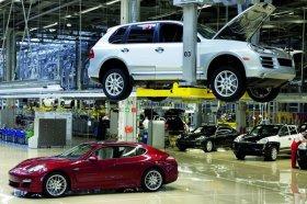 Корпорация Porsche может сократить объемы производства