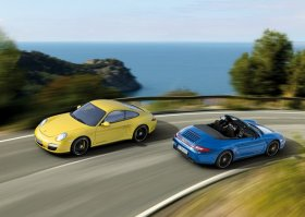 Porsche разработает четыре новинки.