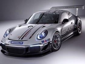 Porsche 911 обзавелся трековой модификацией