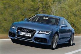Audi RS7. Самый быстрый четырехдверный автомобиль.