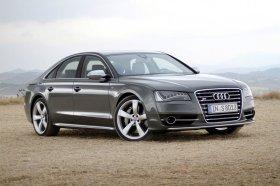 Миниобзор Audi S8