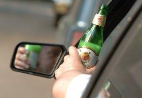 Управление автомобилем, если вы пили спиртное