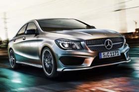 Mercedes CLA показали без камуфляжа
