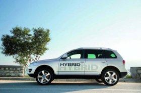 Volkswagen направит свои силы на создание гибридов