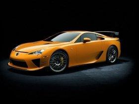 Lexus заменит суперкар LFA бюджетной моделью или новым флагманом