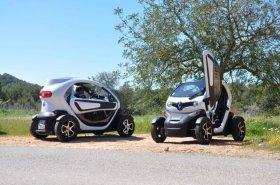 Электрический Renault Twizy превратится в коммерческий фургон
