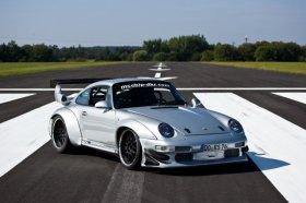 Классический Porsche стал трековым болидом