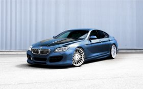 В Hamann переодели BMW 6 Series Gran Coupe