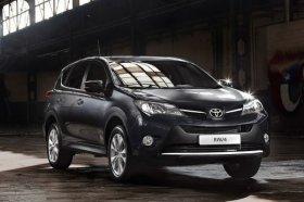 Американцы за новый Toyota RAV4 заплатят меньше европейцев