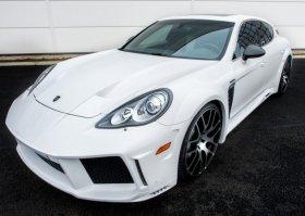 Тюнинг Porsche Panamera от Onyx Concept