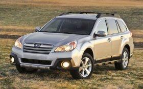 Миниобзор Subaru Legacy Outback 2012