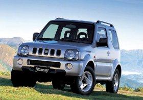 Миниобзор Suzuki Jimny