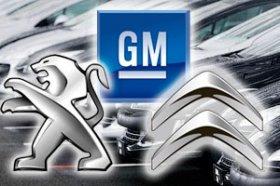 PSA и GM планирует совместную разработку кроссовера, минивэна и гибрида