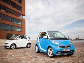 Smart ForTwo теперь продается в России