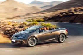 Концерн General Motors огласил стоимость Opel Cascada