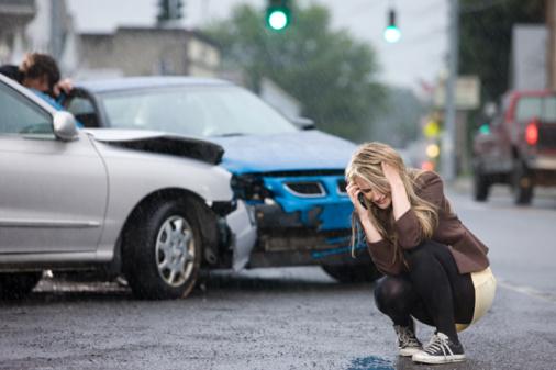 Как сделать чтобы на попадать в аварии