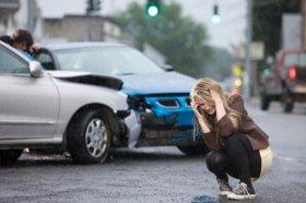 Действия водителя на месте ДТП