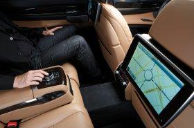Новая система мультимедиа для BMW