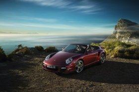 911 Turbo Cabriolet – новинка от Porsche