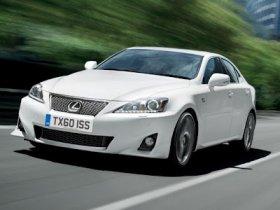 Краткие обзор Lexus is250