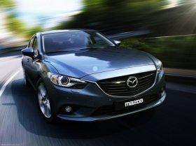 Новая Mazda 6 уже поступила в продажу