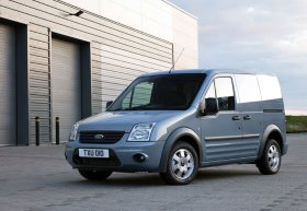 Ford Tourneo Connect – безопасность прежде всего