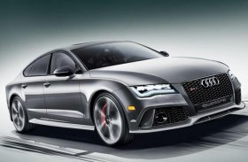 Audi RS7 Sportback — Dynamic Edition представили в Нью-Йорке