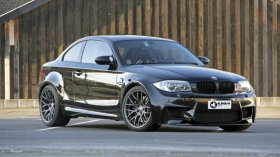 Тюнинг BMW 1-Series M Coupe от ателье Alpha-N Performance