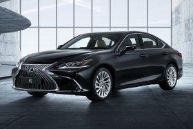 Появились данные о том, как будет выглядеть автомобиль Lexus IS нового поколения